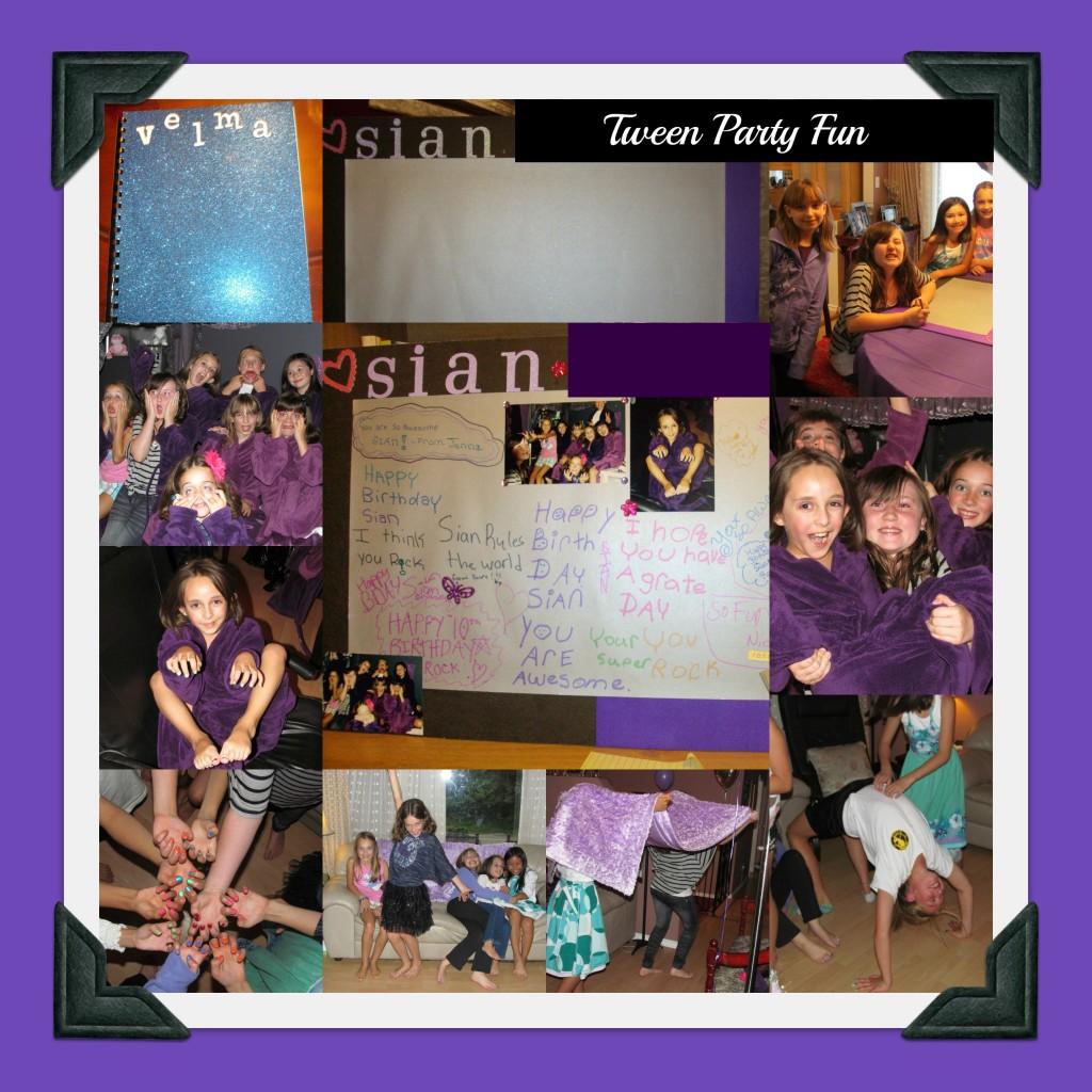Tween Birthday Party Themes