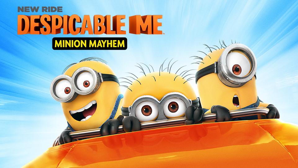 Despicable Me Minion Mayhem – Oh What Fun!