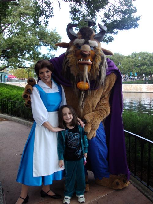 Disney World Belle 2014 Disneyworld 2009 018 Belle andDisney World Belle 2014