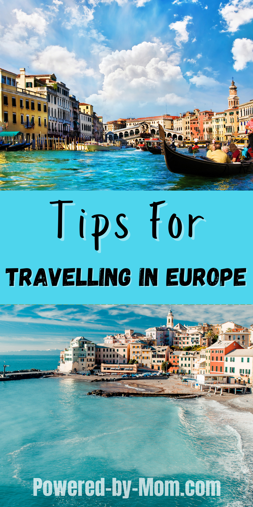 We're sharing some tips for travelling in Europe for a safe and fun trip. Many of these tips can be applied to anywhere you travel.