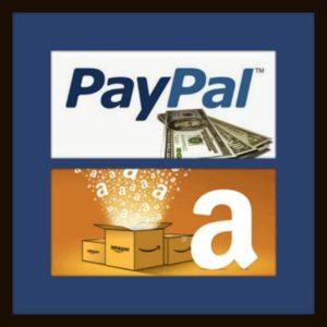 amazon paypal flash template