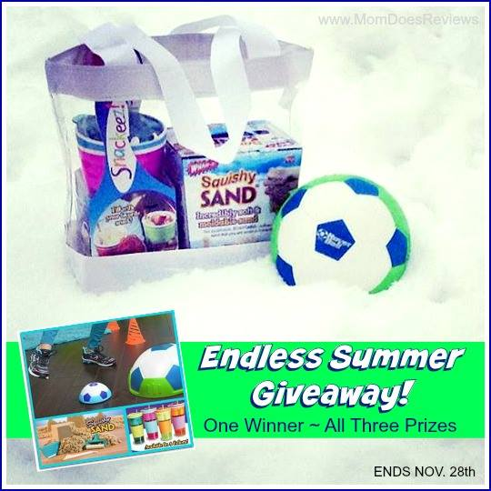endless summer giveaway