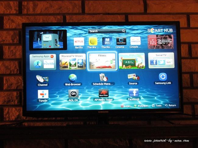 Samsung Smart Wifi LED HDTV Review