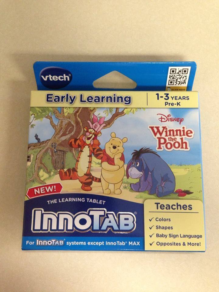VTech Innotab Games Giveaway - Powered By Mom