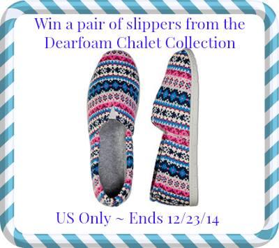 dearfoam slippers