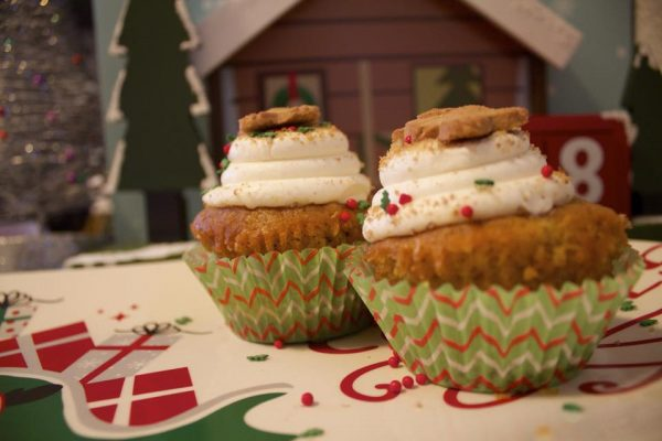 wild oats cupcakes