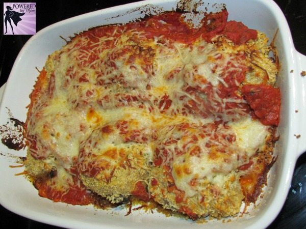 Easy Chicken Parmesan Recipe - Powered By Mom