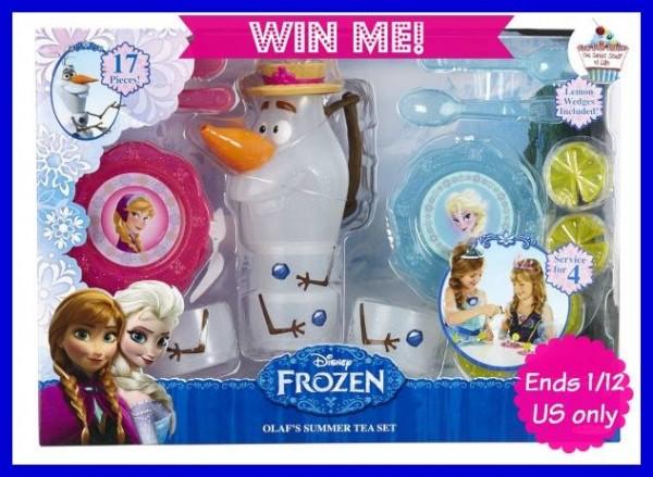 frozen tea party set button