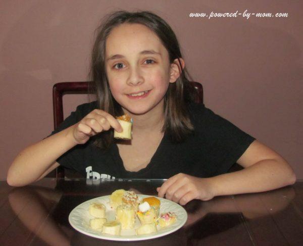 banana toppers girl