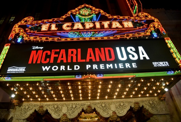 mcfarland world premier