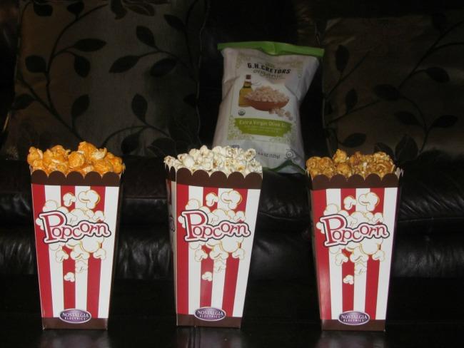 popcorn night