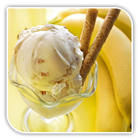 cinnamon banana ice cream