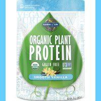 garden organic plant protein button 4-6