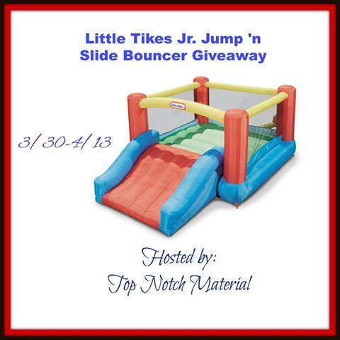 little tikes bouncer