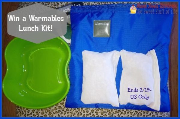 warmables lunch kit