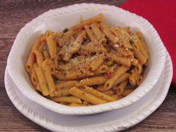 Modern Table Meals Italian Penne