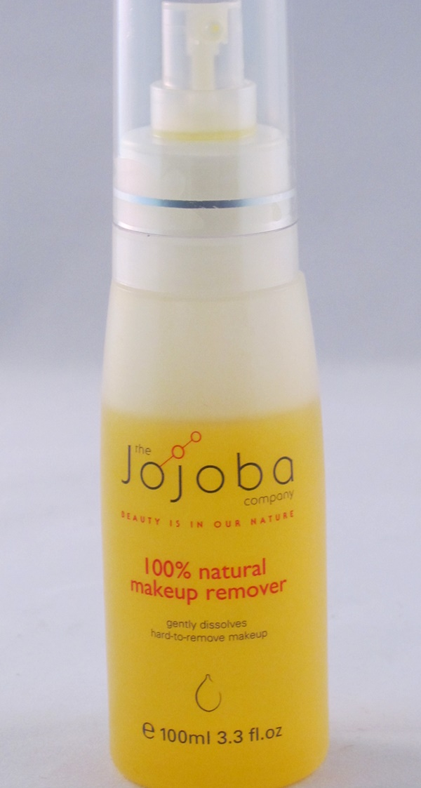 jojoba make up remover