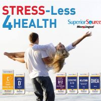 superior vitamins stress less