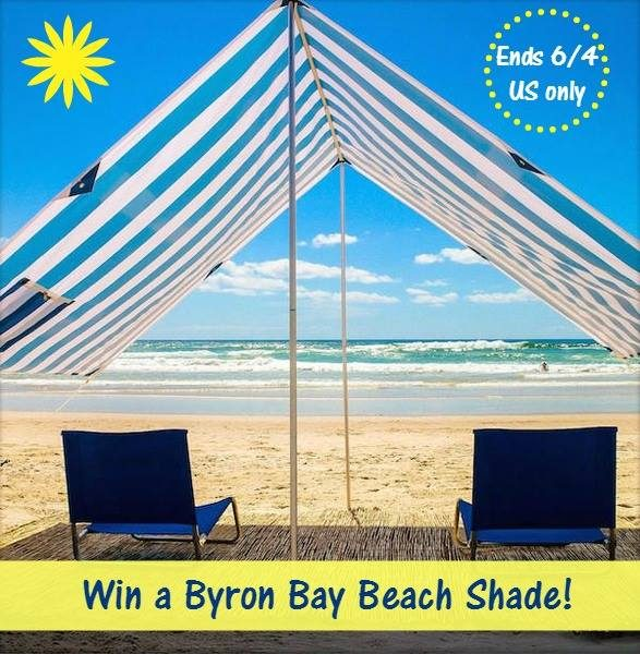 Byron Bay Beach Shade