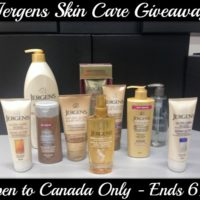 Jergens Skin Care Prize