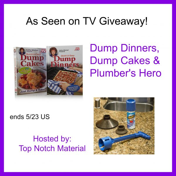as seen on tv giveaway