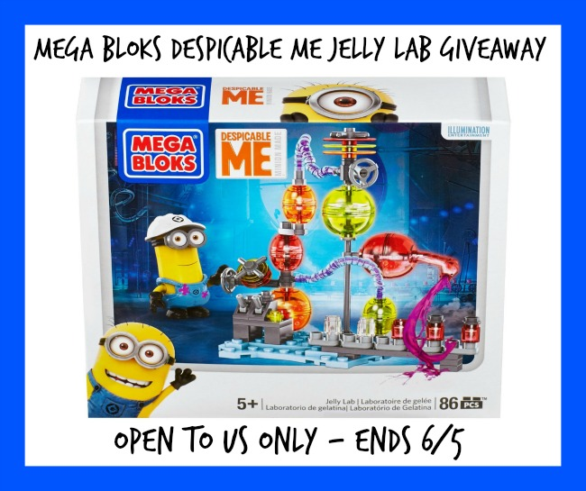 minions jelly lab button