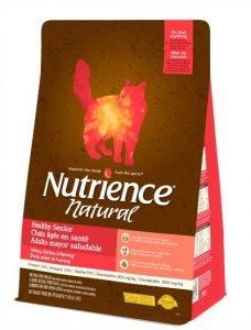 nutrience natural healthy senior