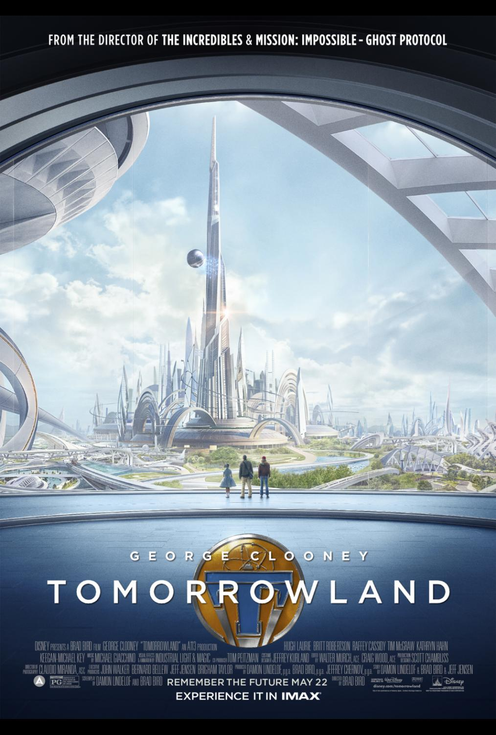 Disney's Tomorrowland Movie Review
