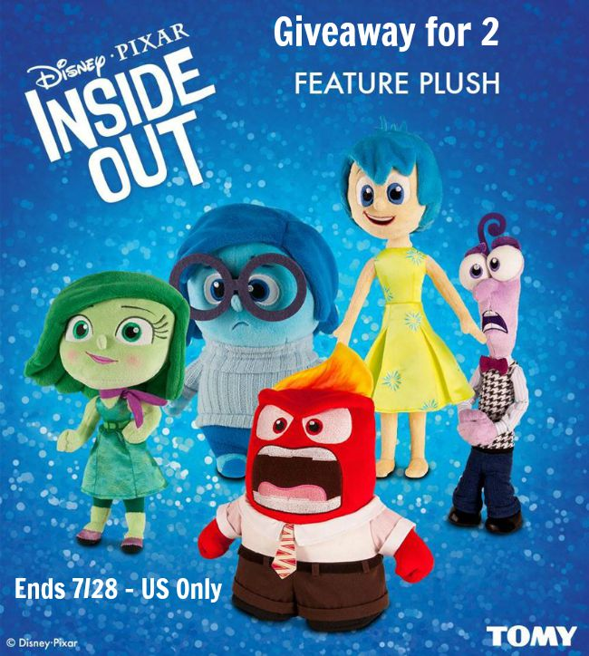 Inside out Button