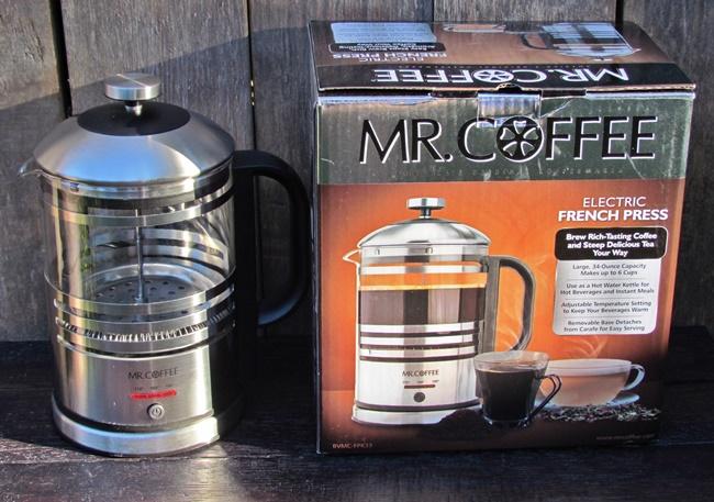 mr. coffee box