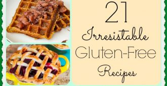 21 Irresistable Gluten-Free Recipes - Words