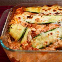 5. Zucchini Lasagna