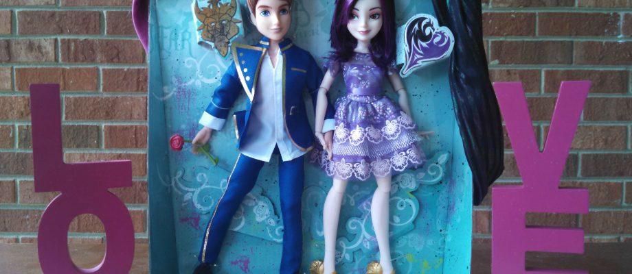 Disney Descendants Signature Dolls
