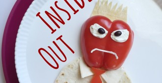 Inside out Anger Snack