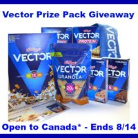 Kellogs Vector Prize Pack