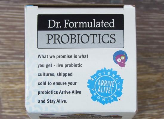 organic probiotics for kdis