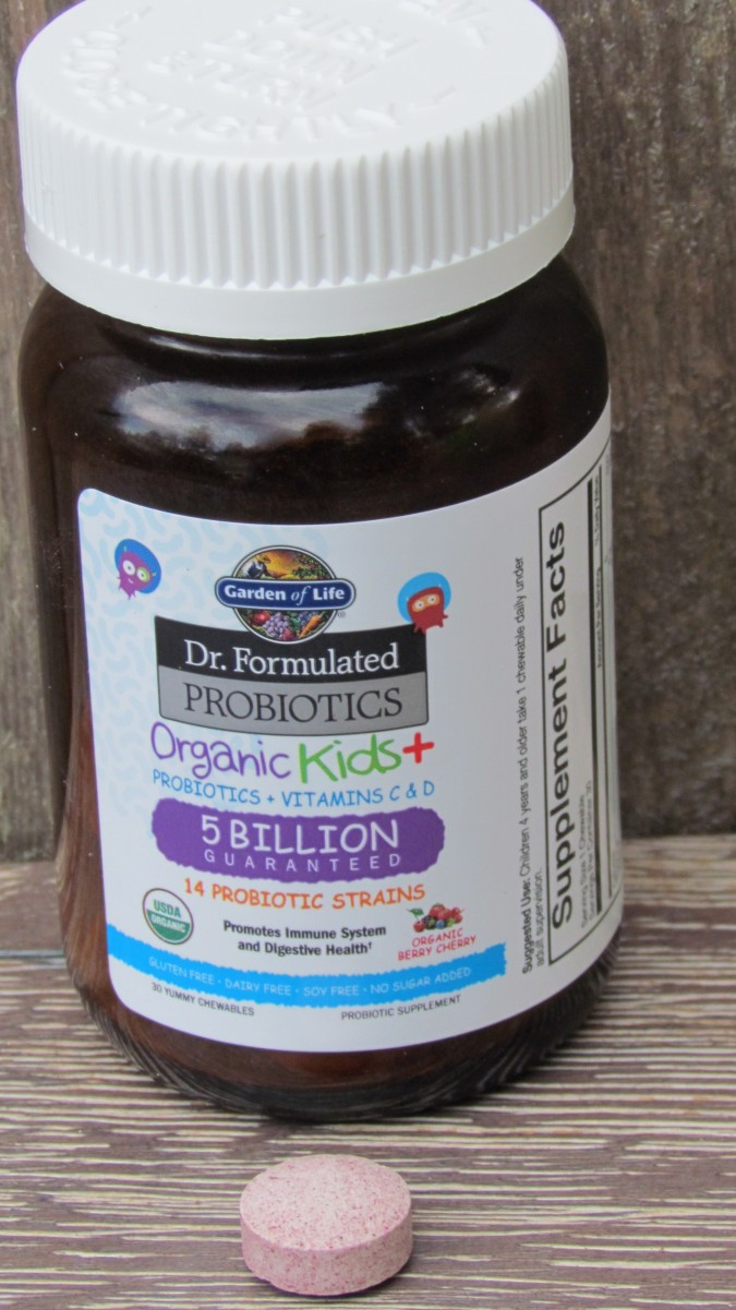 Dr. Formulated Probiotics for Kids Review - Powered By Mom