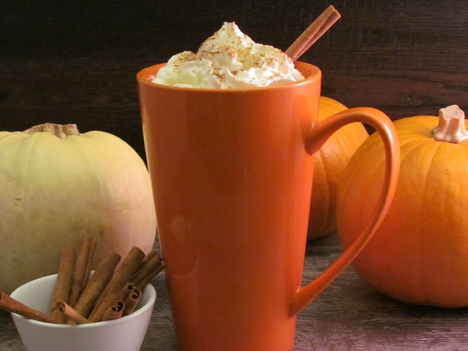 Pumpkin Spice Mocha