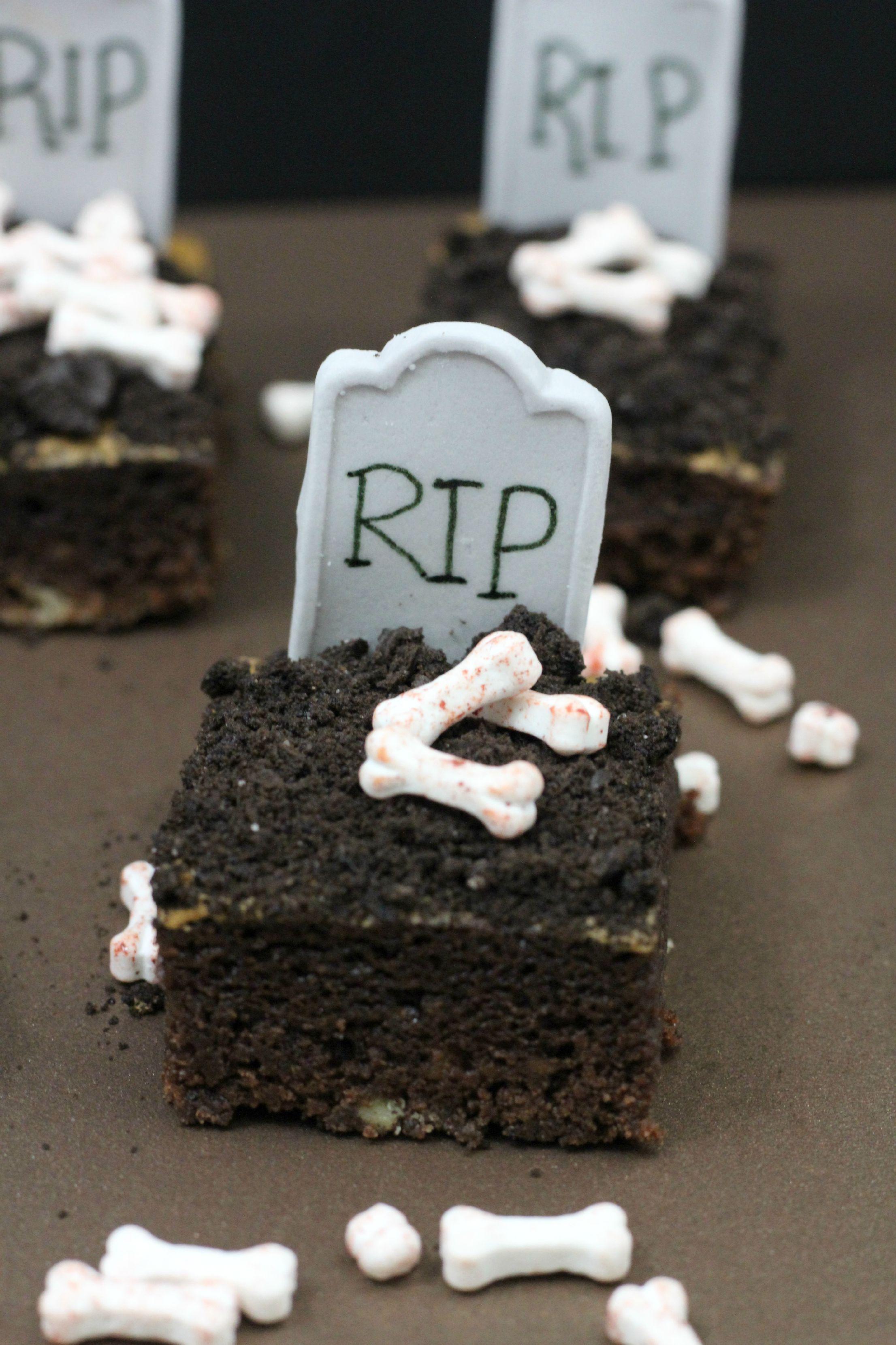 Brownies Recipe for Halloween
