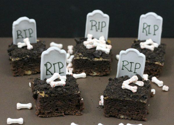 RIP Brownie with bones 2-6