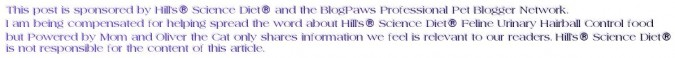 blog paws disclaimer