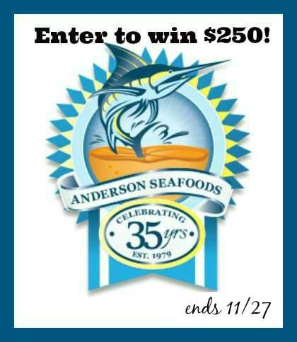 holiday anderson seafoods