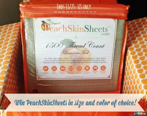 peach skins november