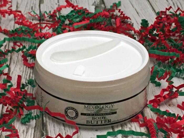 aromafloria body butter