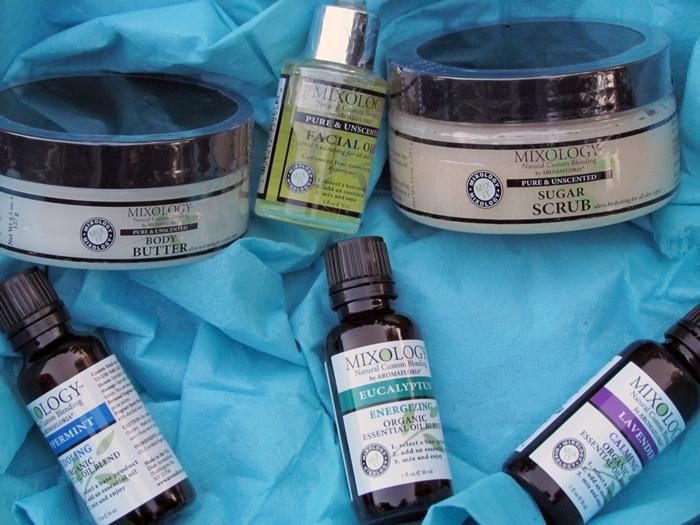aromafloria mixology