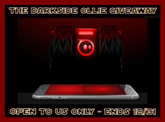 darkside ollie BUTTON