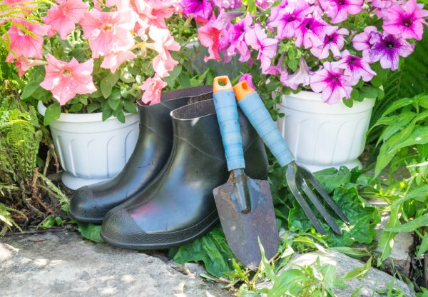 gardeners gift basekt