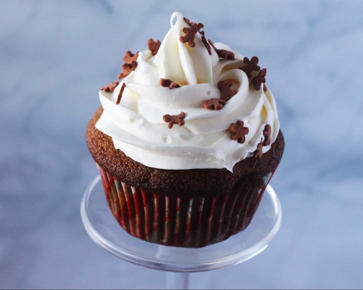 gingerbread cupcakes 1