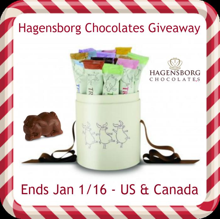 hagensborg chocolates