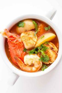 7. Crockpot-Spicy-Seafood-Stew